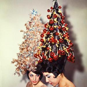 Christmas Hair.Festive Christmas Hairstyles Beautylish