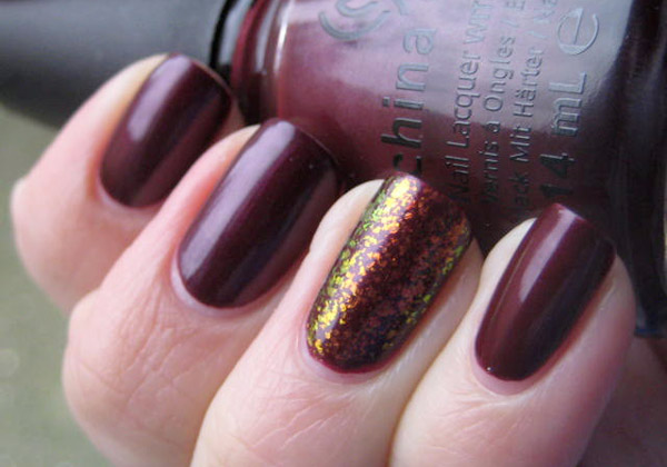 Frosted Fingertips | Beautylish
