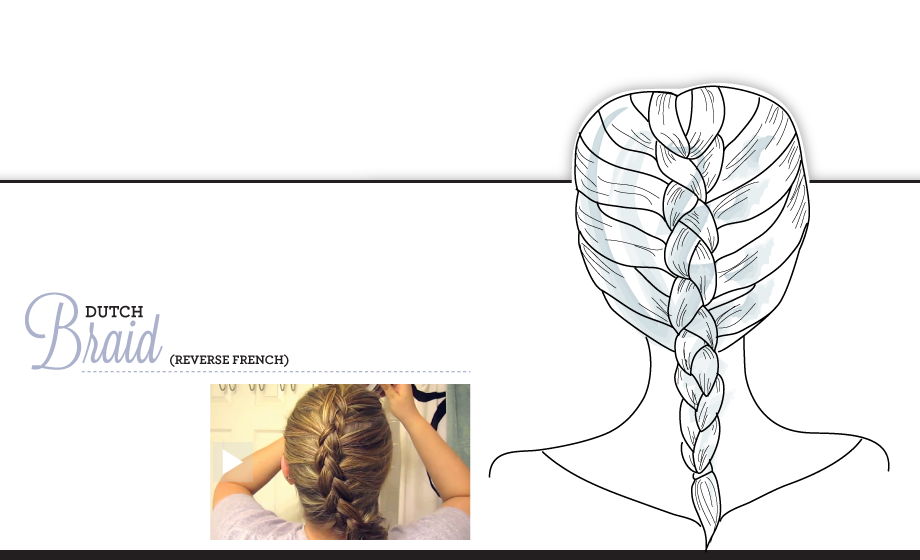 Strange Braids 101 How To Braid Hair In Different Braid Styles Beautylish Short Hairstyles For Black Women Fulllsitofus